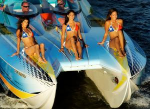 Miami Florida Boat Show