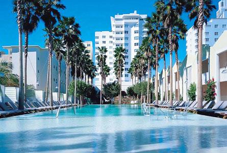 Miami Beach Hotel Pools