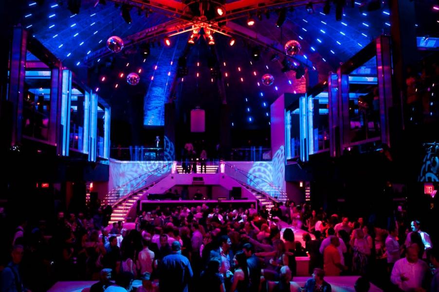 Liv night club Miami Bottle Service