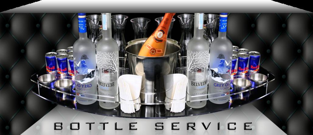 Nightclub-bottle-service