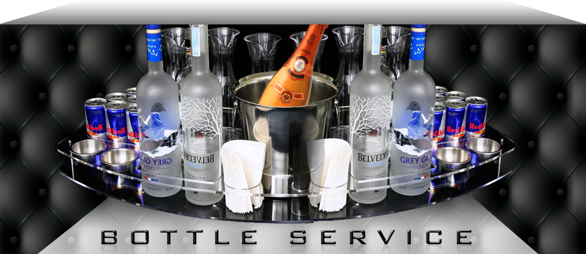 Nightclub-bottle-service