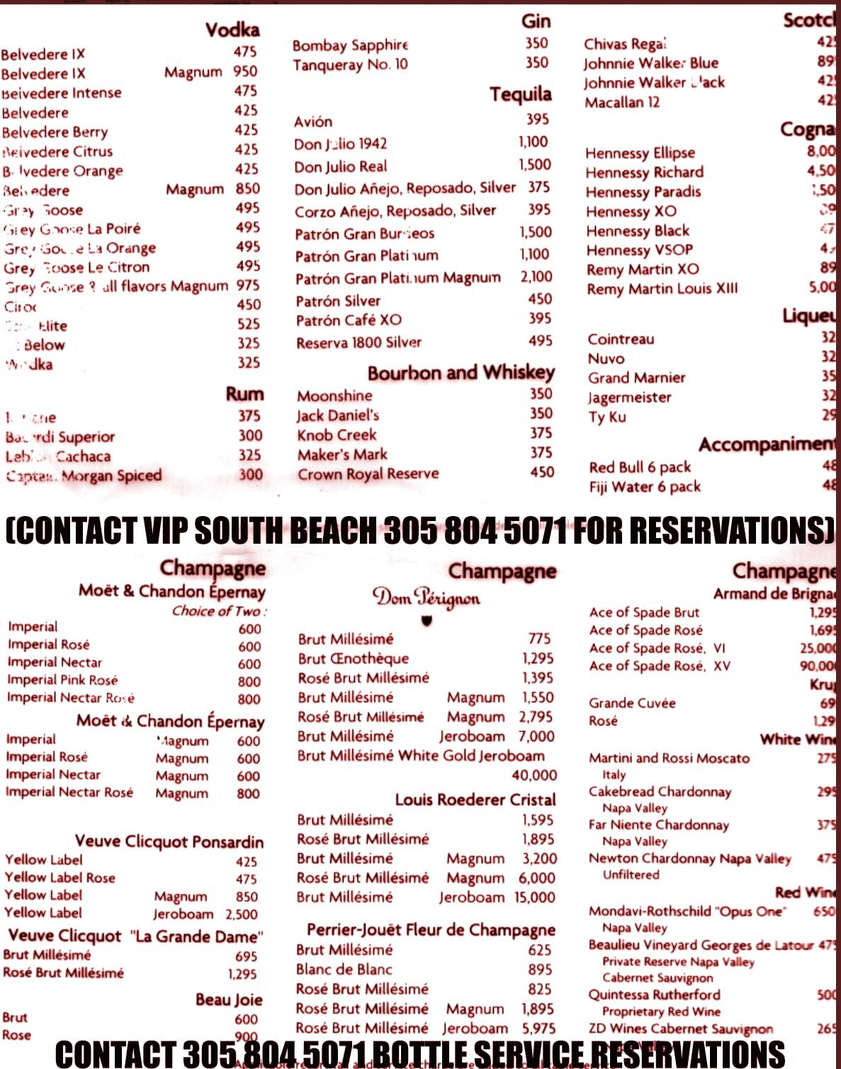 Liv-nightclub-bottle-menu
