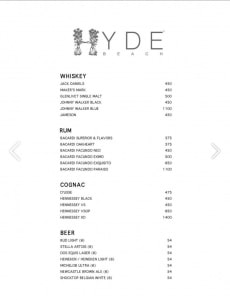 hyde-beach-south-beach-bottle-menu