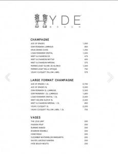 hyde-beach-bottle-service-menu