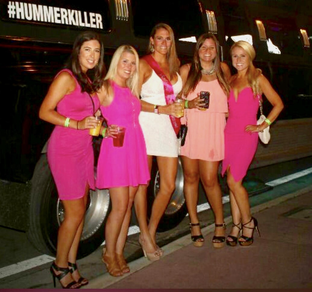 bachelorette-party package
